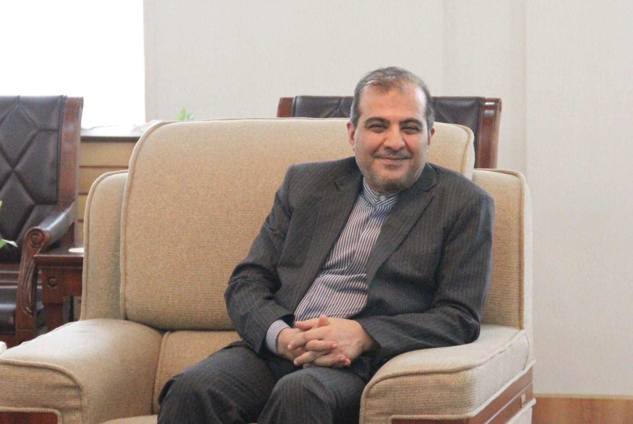 揭开波斯湾畔的古老文明面纱——专访伊朗驻华大使阿里·阿斯加尔·哈吉