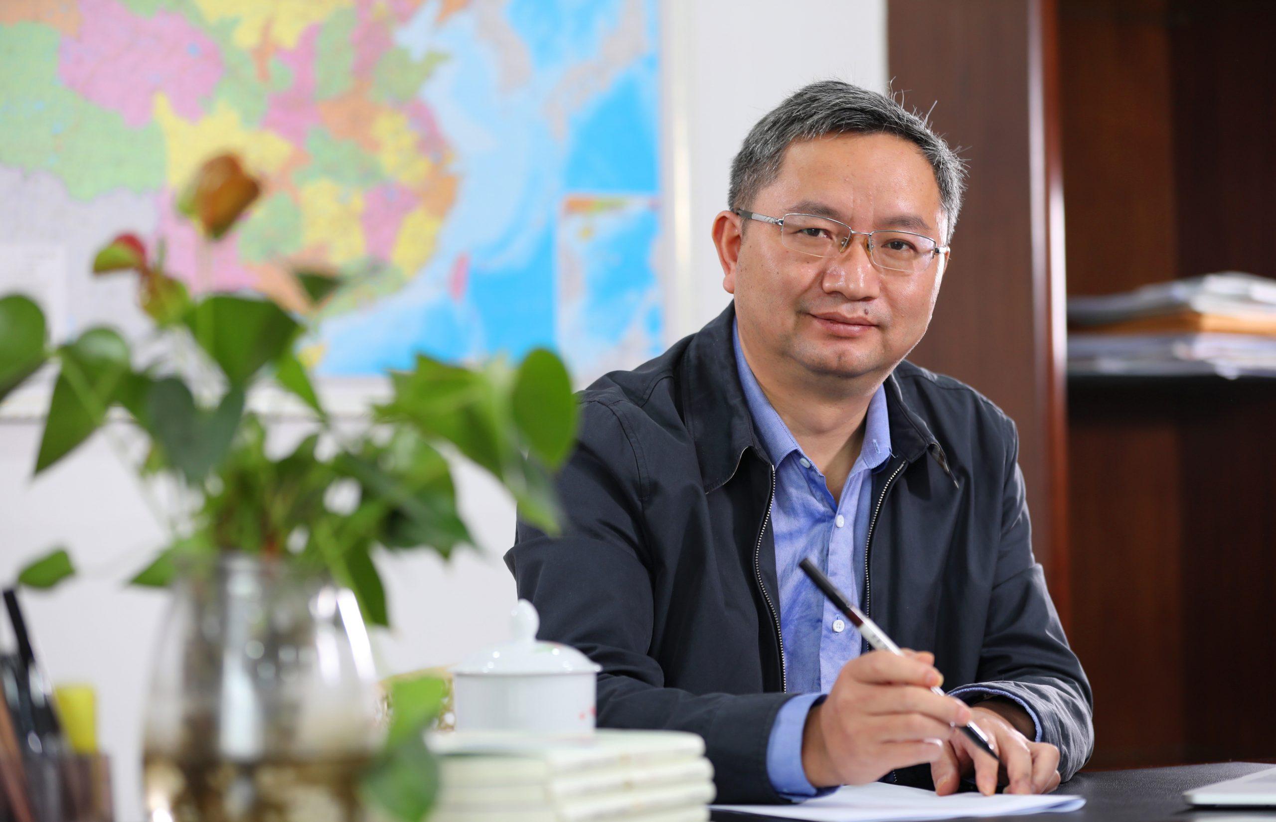 未来就是现实在加速——访湖南教育出版社社长黄步高