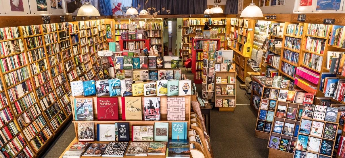 英国独立书店复兴