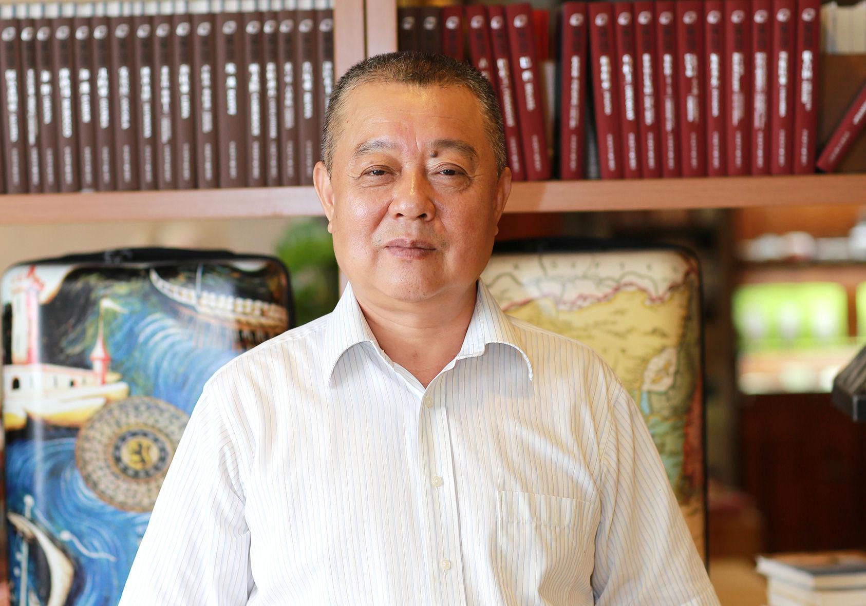 谢寿光:中国版芝加哥手册之梦