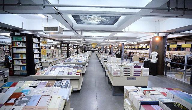 实体书店的绝地求生