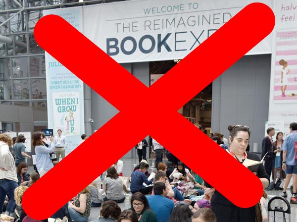 美国书展终止线下展,祝法兰克福博洛尼亚伦敦好运