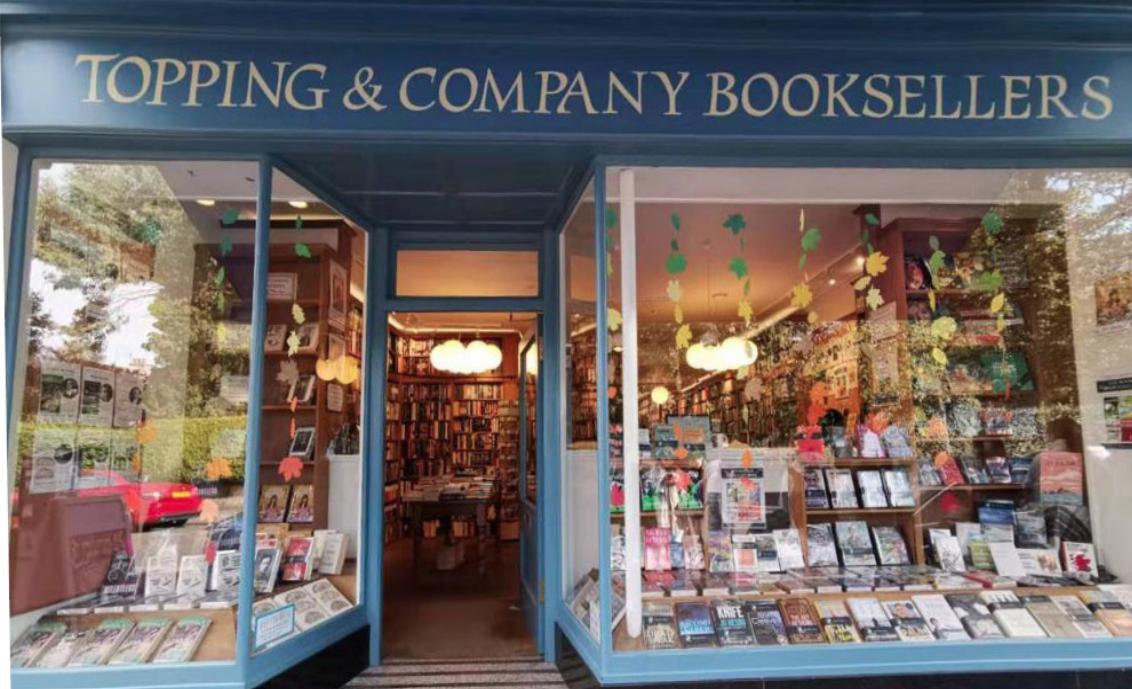英伦小镇独立书店的生存之道