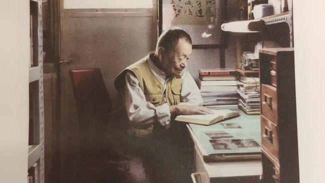 出版家沈昌文今日离世,享年90岁