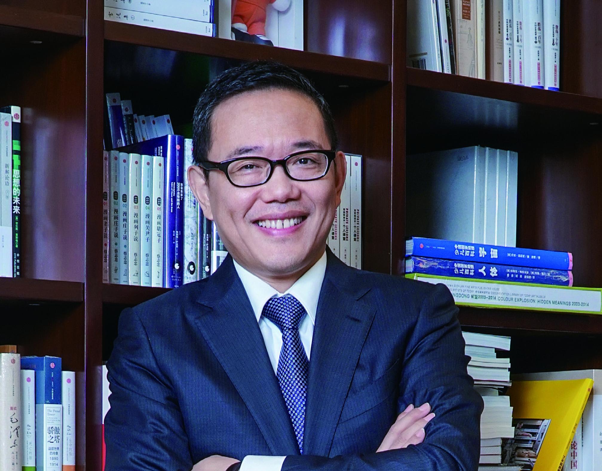 王斌:一把手的责任就是要把企业带向新高度