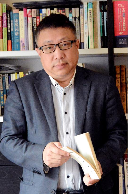 杨文轩:纸书将成为奢侈品-出版人杂志官网