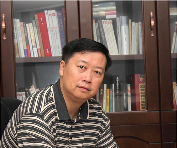 专访四川人民出版社社长黄立新