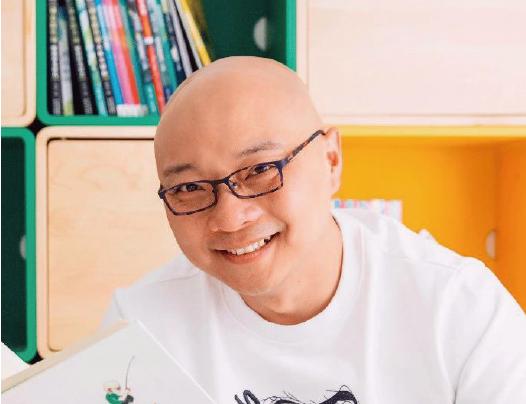 """王凯:让""""凯叔讲故事""""成为童年最好的陪伴"""