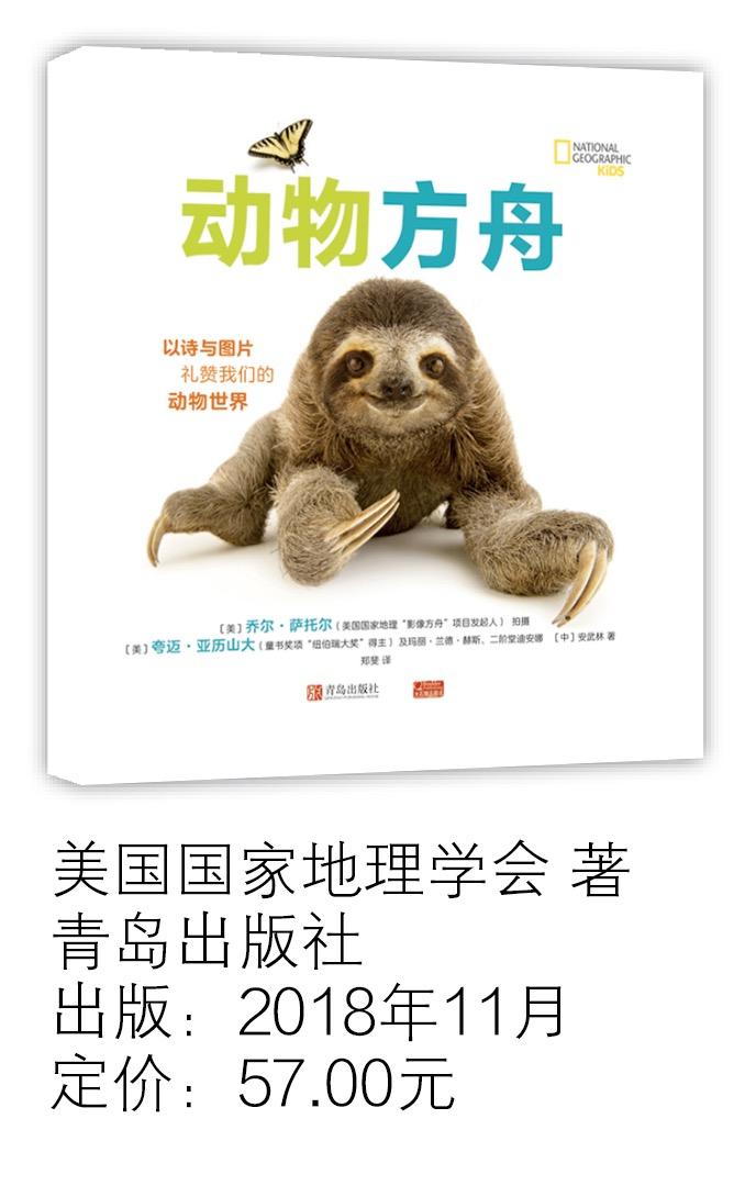 以诗和图片礼赞动物世界-出版人杂志官网