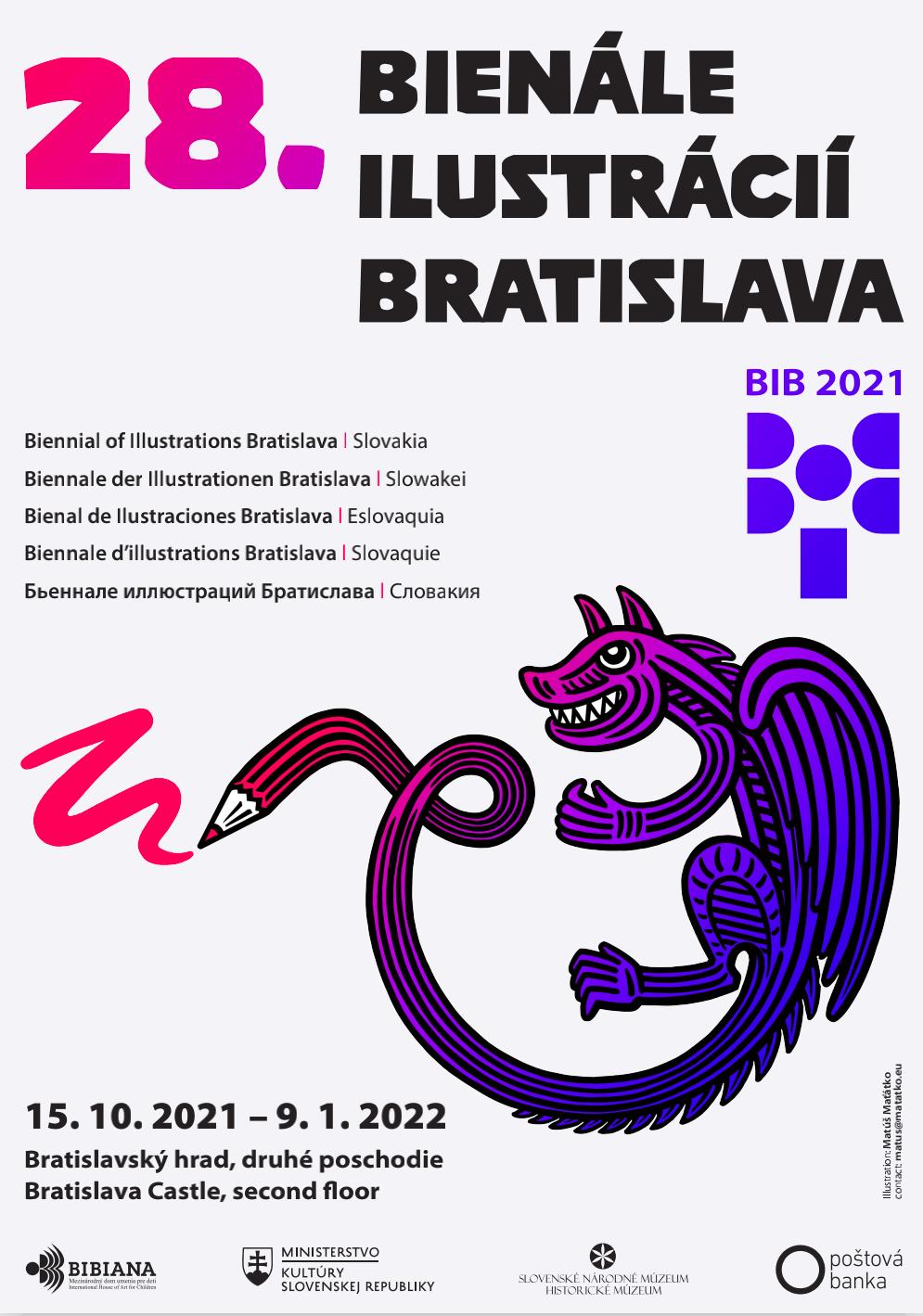 2021BIB国际插画奖评选启动,中国区唯一报名通道明日开通!-出版人杂志官网