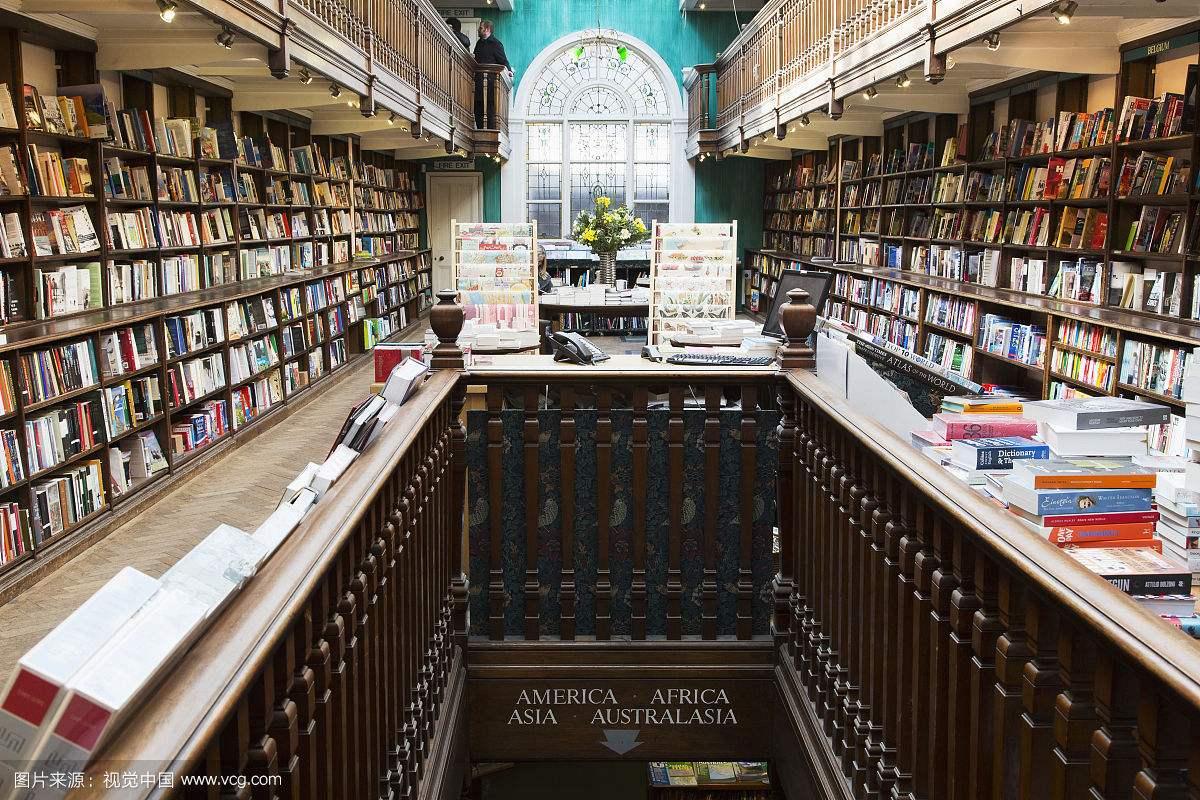 英国独立书店数量22年来首次增长