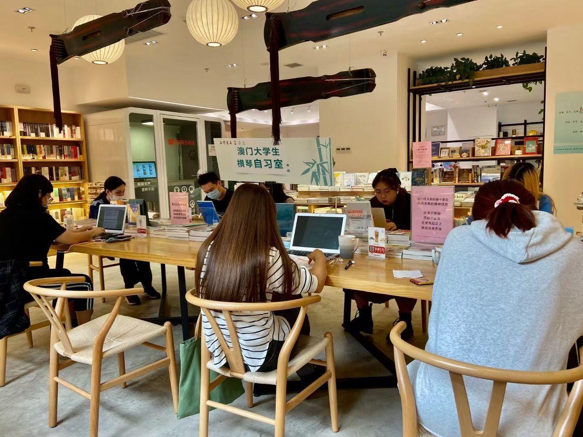 一年636场活动引客到店——珠海市新华书店传递大湾区多元文化魅力-出版人杂志官网