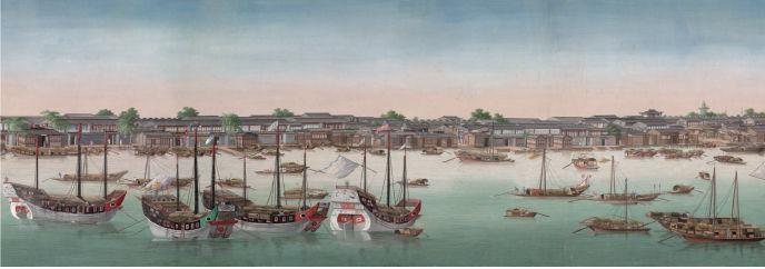 海上传奇|中国海洋文明发展通史-出版人杂志官网