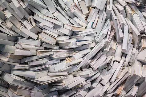 遭遇图书论斤卖
