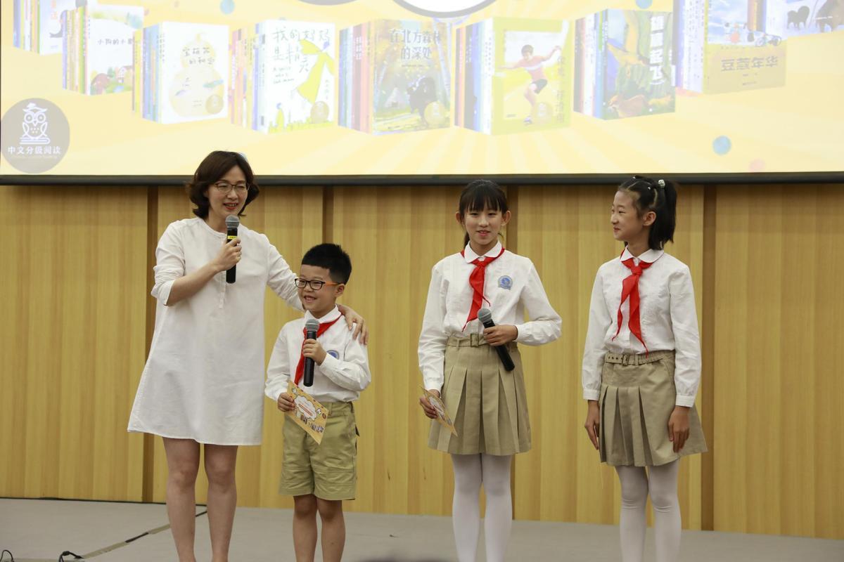 亲近母语中文分级阅读标准出版 《中文分级阅读文库》全套系上市 -出版人杂志官网