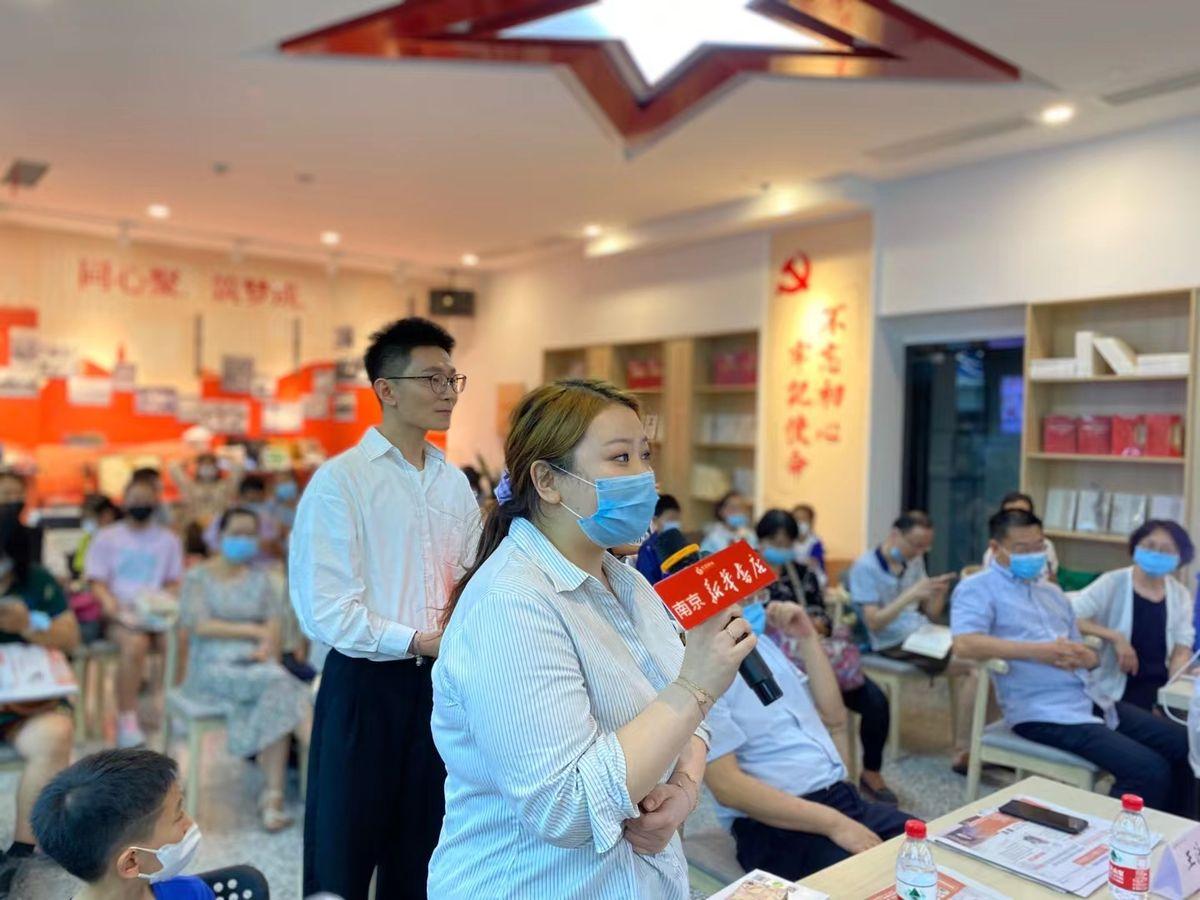 以文学致敬历史,黄蓓佳新历史小说分享会纪实-出版人杂志官网