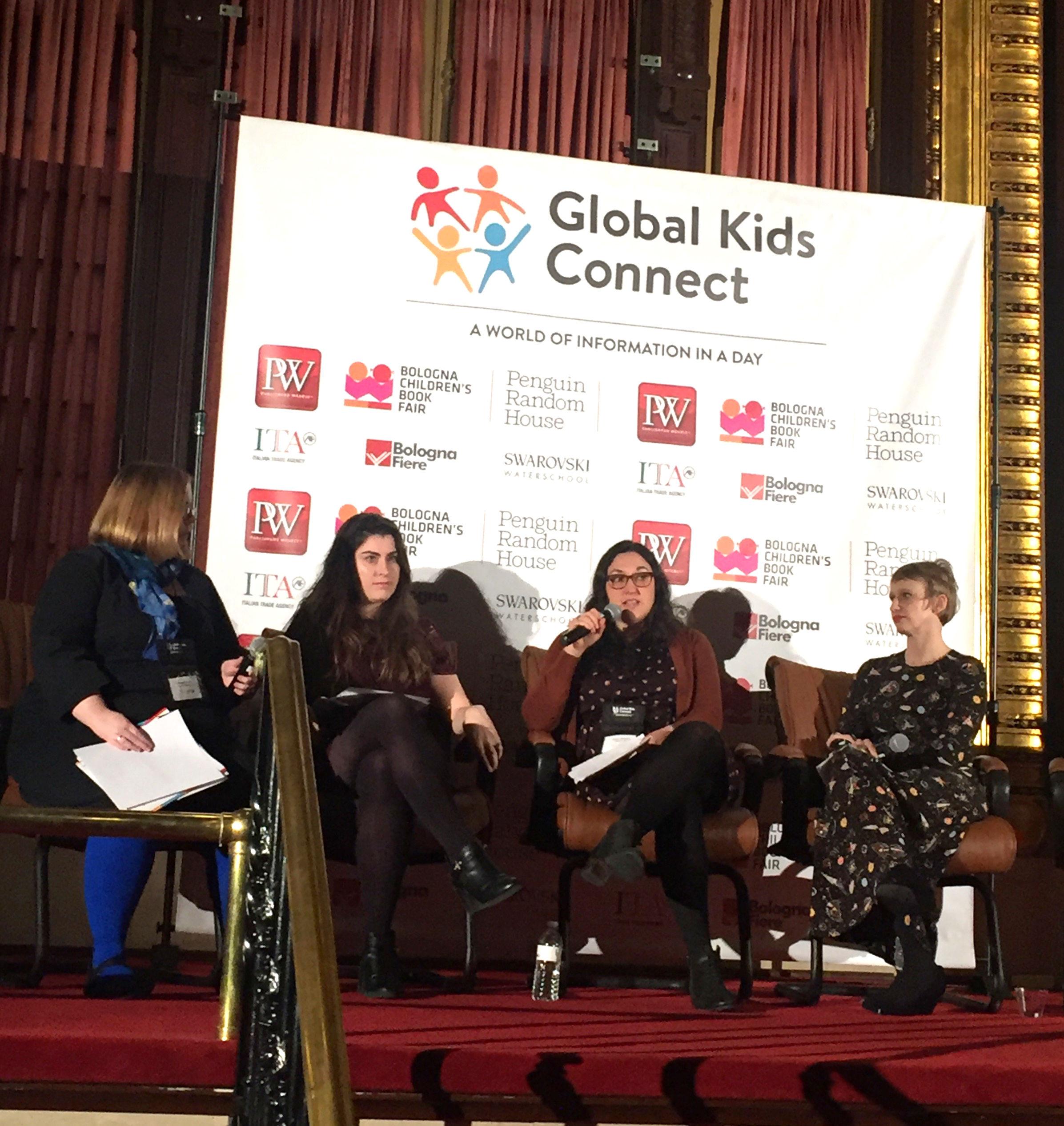 做全球视野下的童书出版——第二届全球童书大会侧记