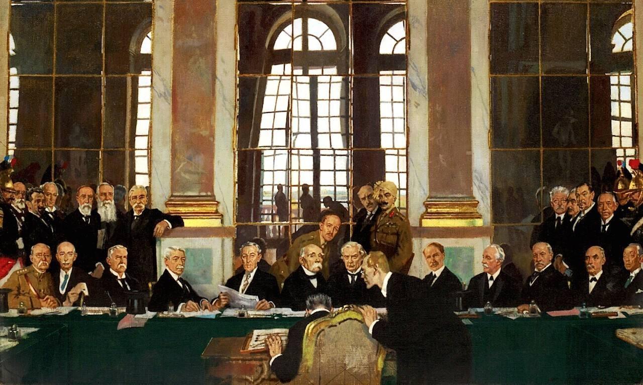 合作与制衡——军事外交小史