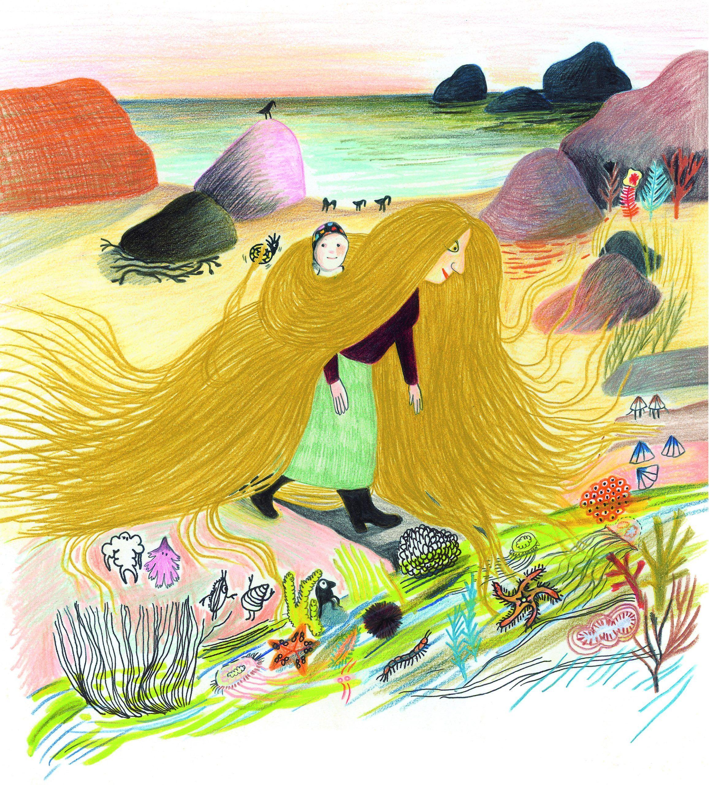 凯蒂·克劳泽:在故事中寻找童年的归途