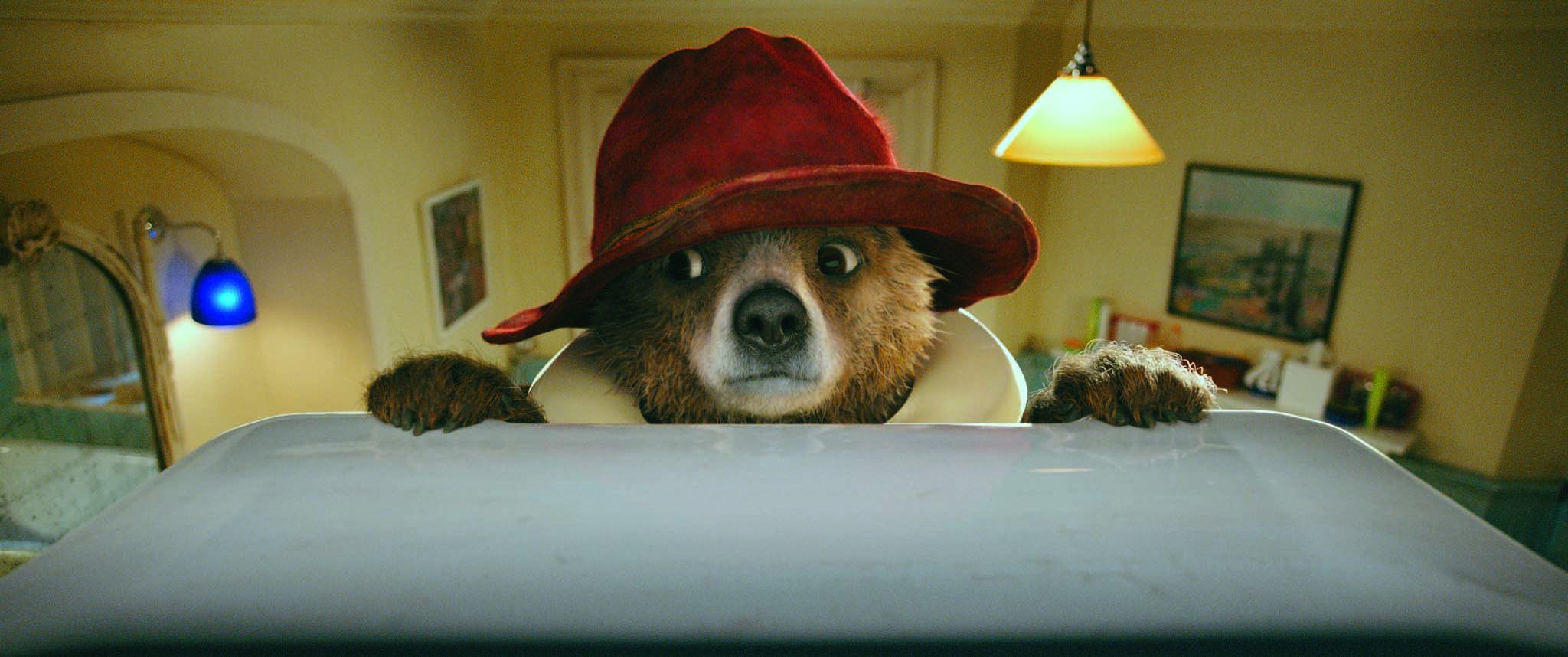 英国萌熊暖冬回归——帕丁顿熊官方电影书重磅上市